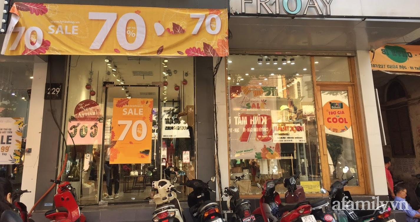 Hà Nội: Phố thời trang rợp biển giảm giá 80% trước ngày mua sắm Black Friday - Ảnh 10.