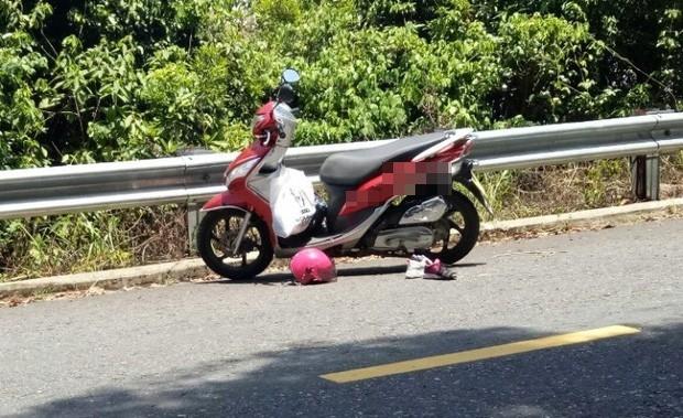 Từ những tai nạn thương tâm trên đường đèo, lý giải tại sao phụ nữ không nên đi phượt bằng xe máy tay ga - Ảnh 1.