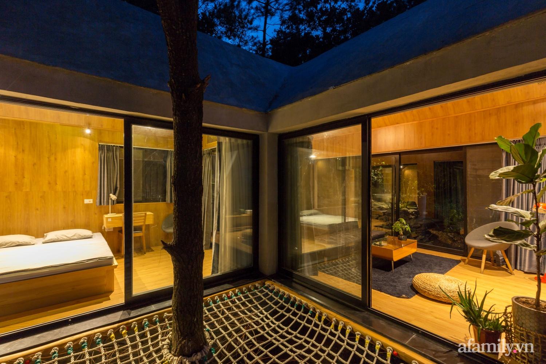 """Ngôi nhà nhỏ 40m² chênh vênh trên núi """"tắm"""" trọn ánh nắng và bóng cây ở ngoại ô Hà Nội - Ảnh 7."""