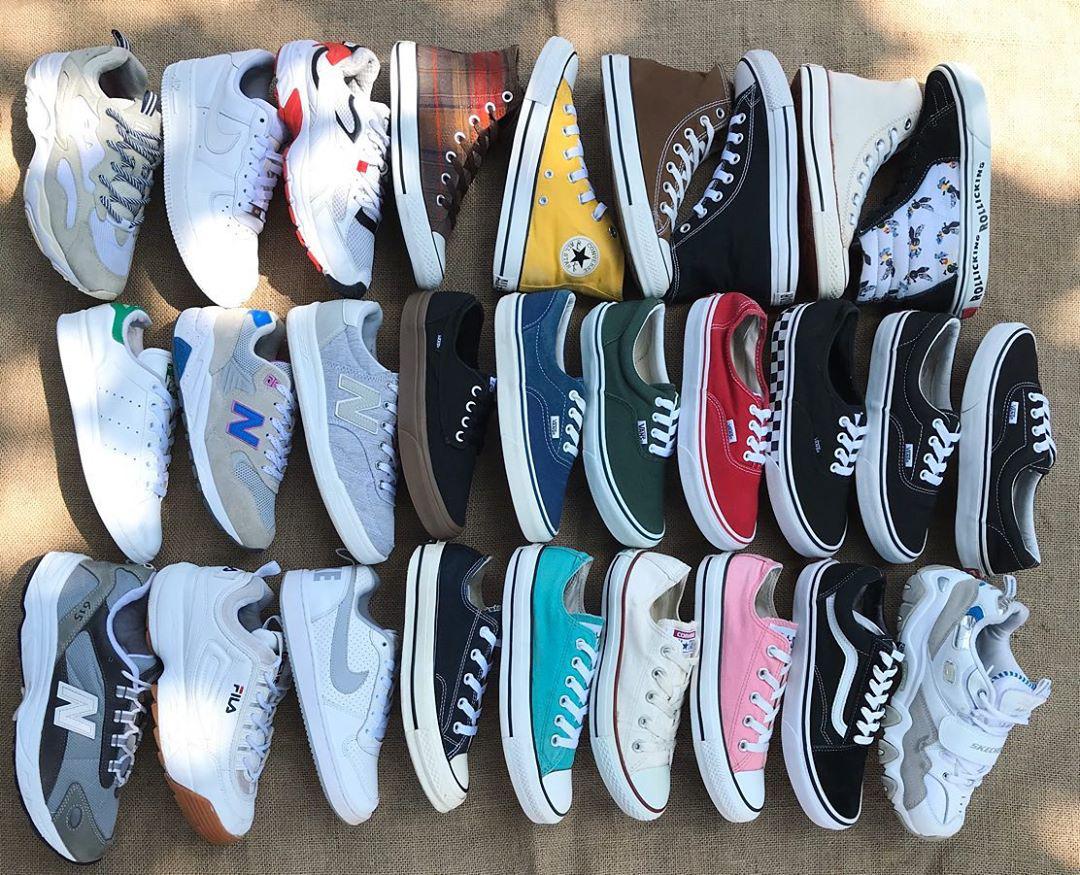Cầm 300k trong tay tự tin mua được một đôi sneaker secondhand xịn sò - Ảnh 13.