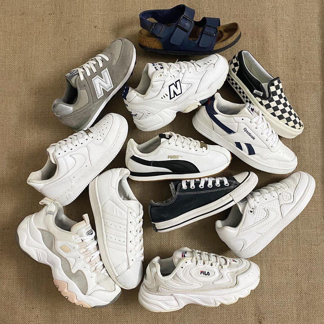 Cầm 300k trong tay tự tin mua được một đôi sneaker secondhand xịn sò - Ảnh 1.