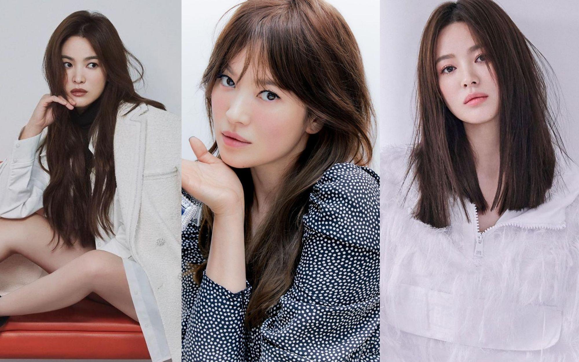 """6 kiểu tóc xuất sắc nhất của Song Hye Kyo, chị em U30 """"đu"""" theo thì nhan sắc dễ thăng hạng trong nháy mắt"""