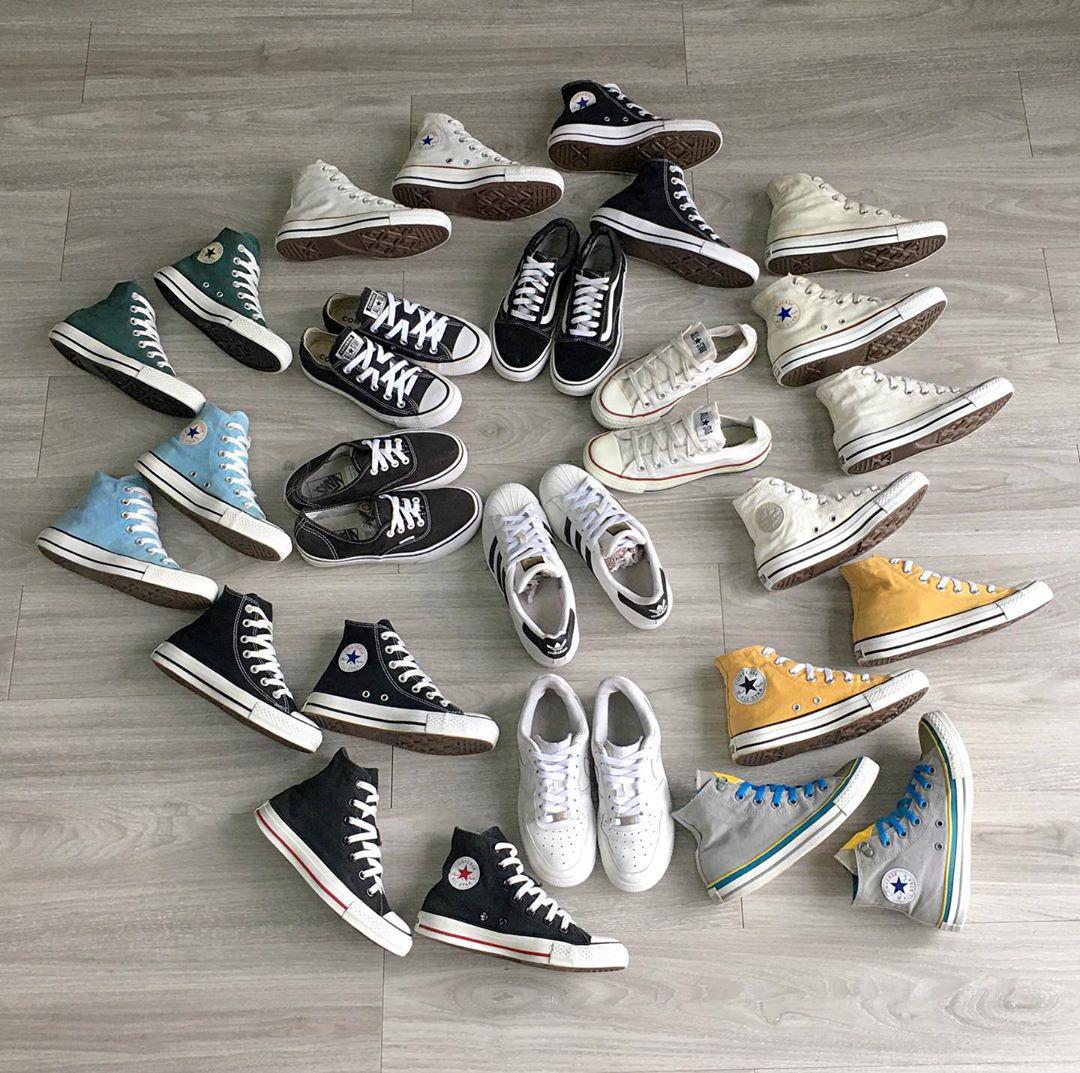 Cầm 300k trong tay tự tin mua được một đôi sneaker secondhand xịn sò - Ảnh 10.