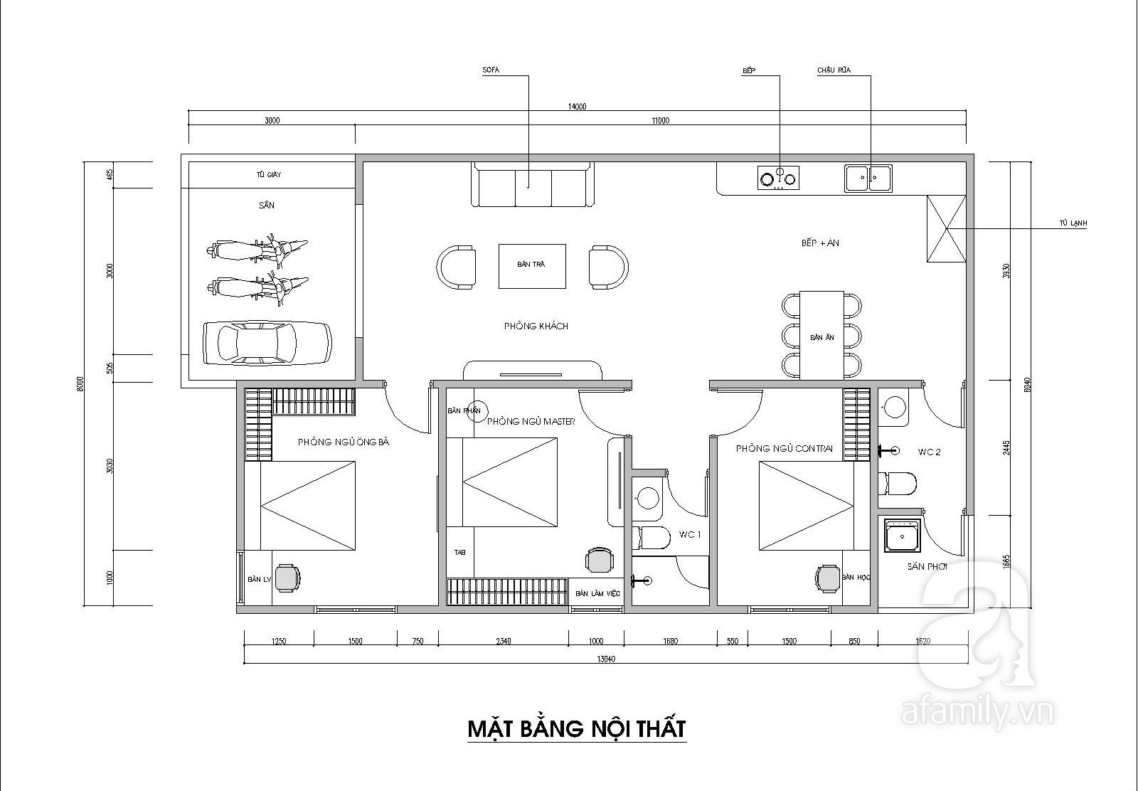 Tư vấn cải tạo nhà cấp 4 mái thái 110m² chi phí 219 triệu đồng - Ảnh 2.