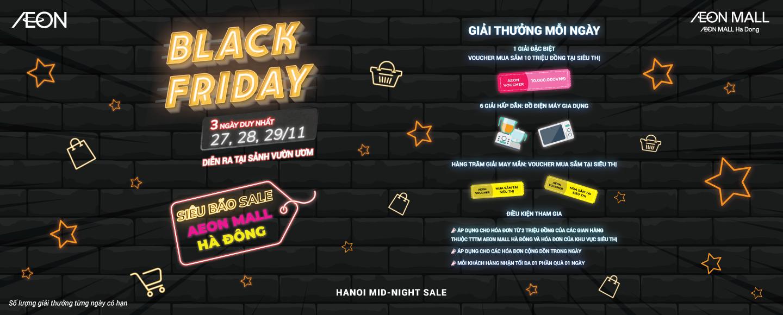 Black Friday: Không đứng ngoài cuộc chơi khi trung tâm thương mại lớn, đại siêu thị tung siêu khuyến mại, lần đầu tiên có chương trình giảm giá tới 90% - Ảnh 6.