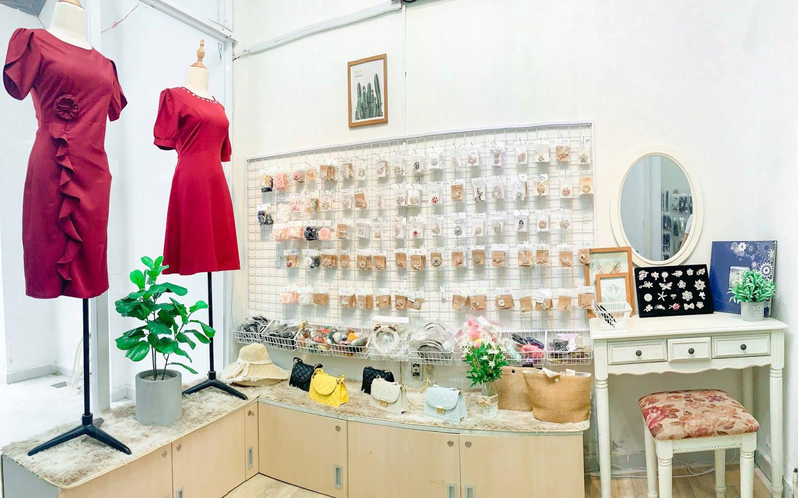 Nhật Vy Boutique - Thời trang cho nàng thanh lịch