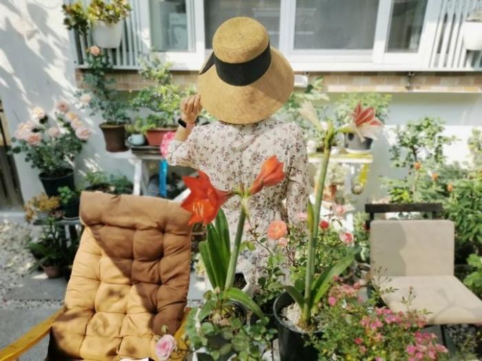Cặp vợ chồng phá bỏ sân đầy rác và cỏ dại, cải tạo thành khu vườn ai cũng muốn ghé thăm - Ảnh 13.