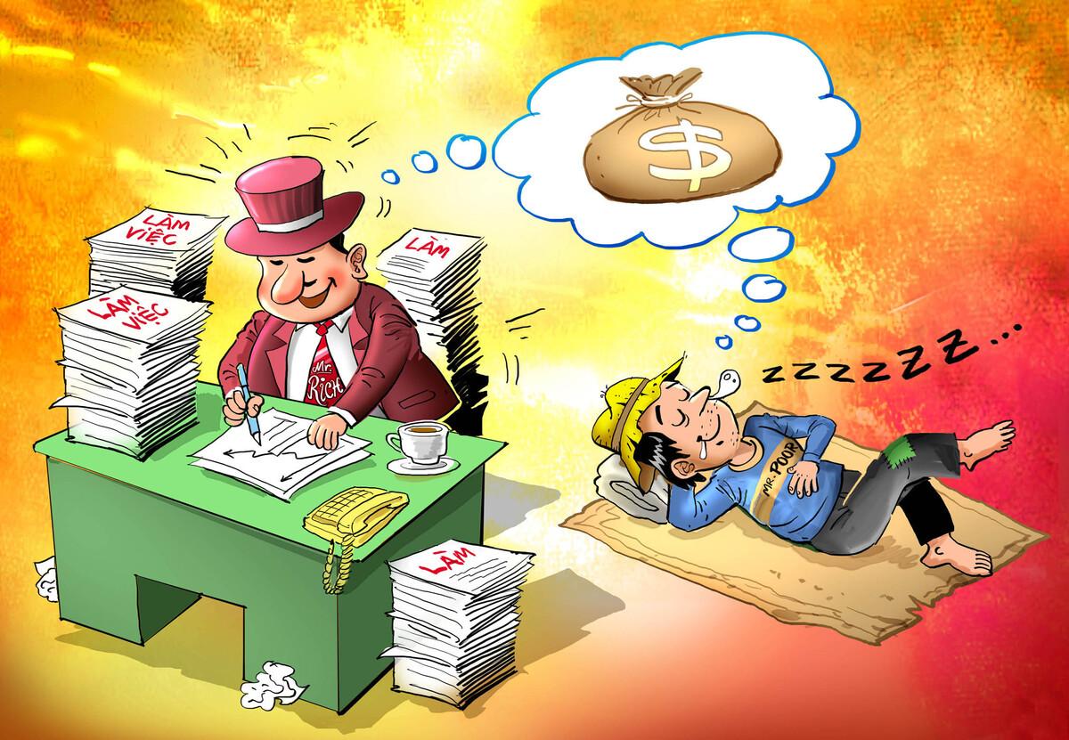 Cách thay đổi tư duy về tiền của bạn theo chiều hướng tích cực và giúp bạn quản lý tài chính tốt hơn - Ảnh 2.