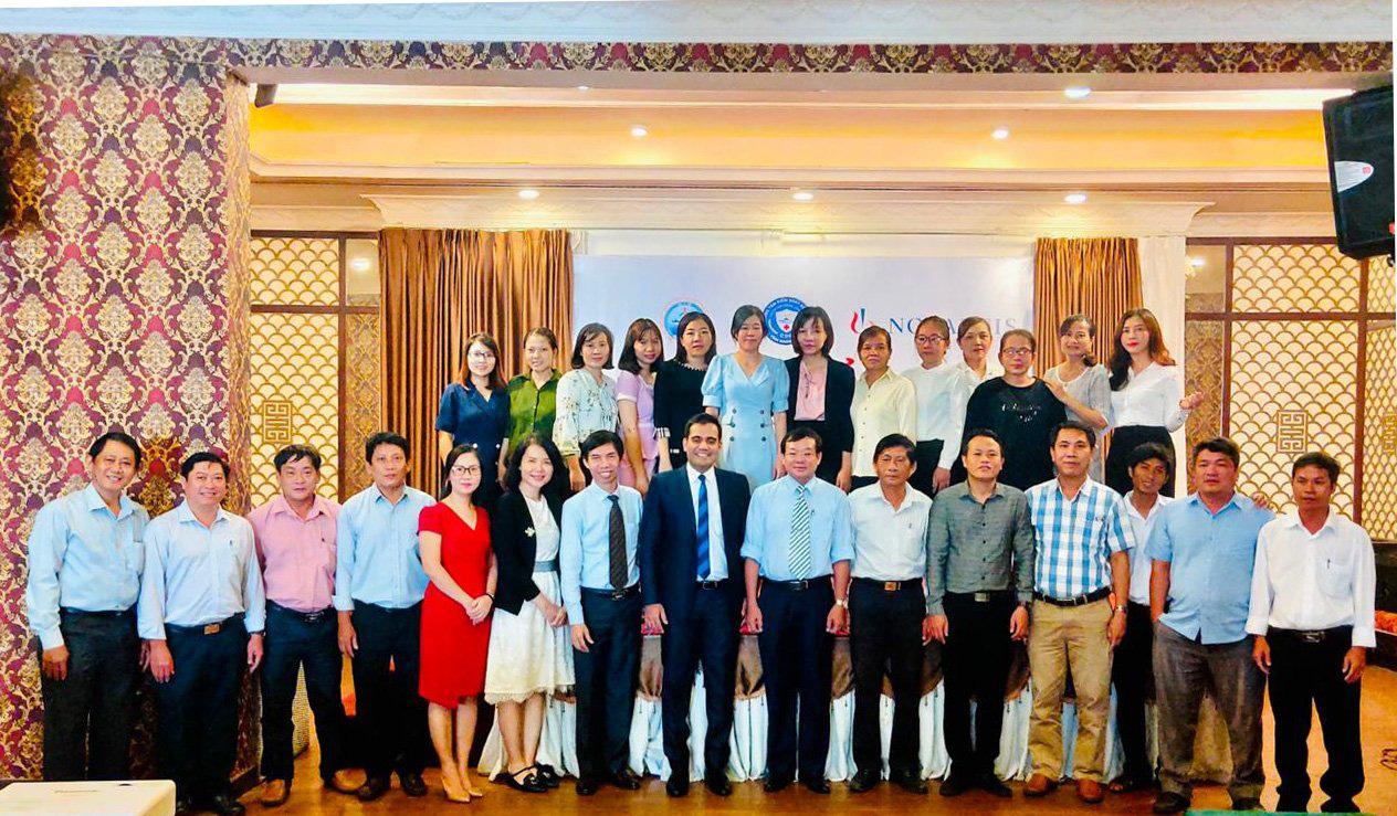 Novartis hỗ trợ y tế cho 10,000 người dân tỉnh Khánh Hòa - Ảnh 2.