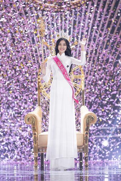 Điều gì đã giúp Đỗ Thị Hà đăng quang Hoa hậu Việt Nam 2020? - Ảnh 1.