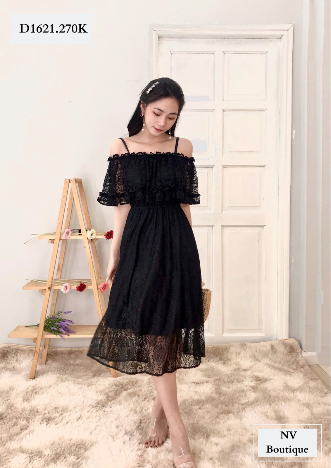 Nhật Vy Boutique - Thời trang cho nàng thanh lịch - Ảnh 4.