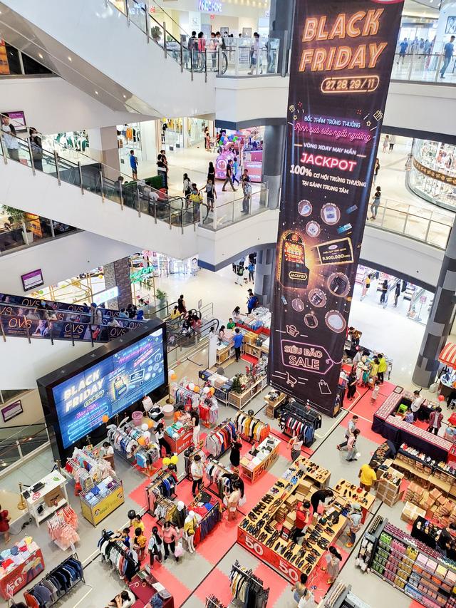 """Black Friday - """"hóa đen dài tập"""" với """"Siêu Bão Sale"""" chỉ có tại Trung tâm Mua sắm AEON Mall! - Ảnh 4."""