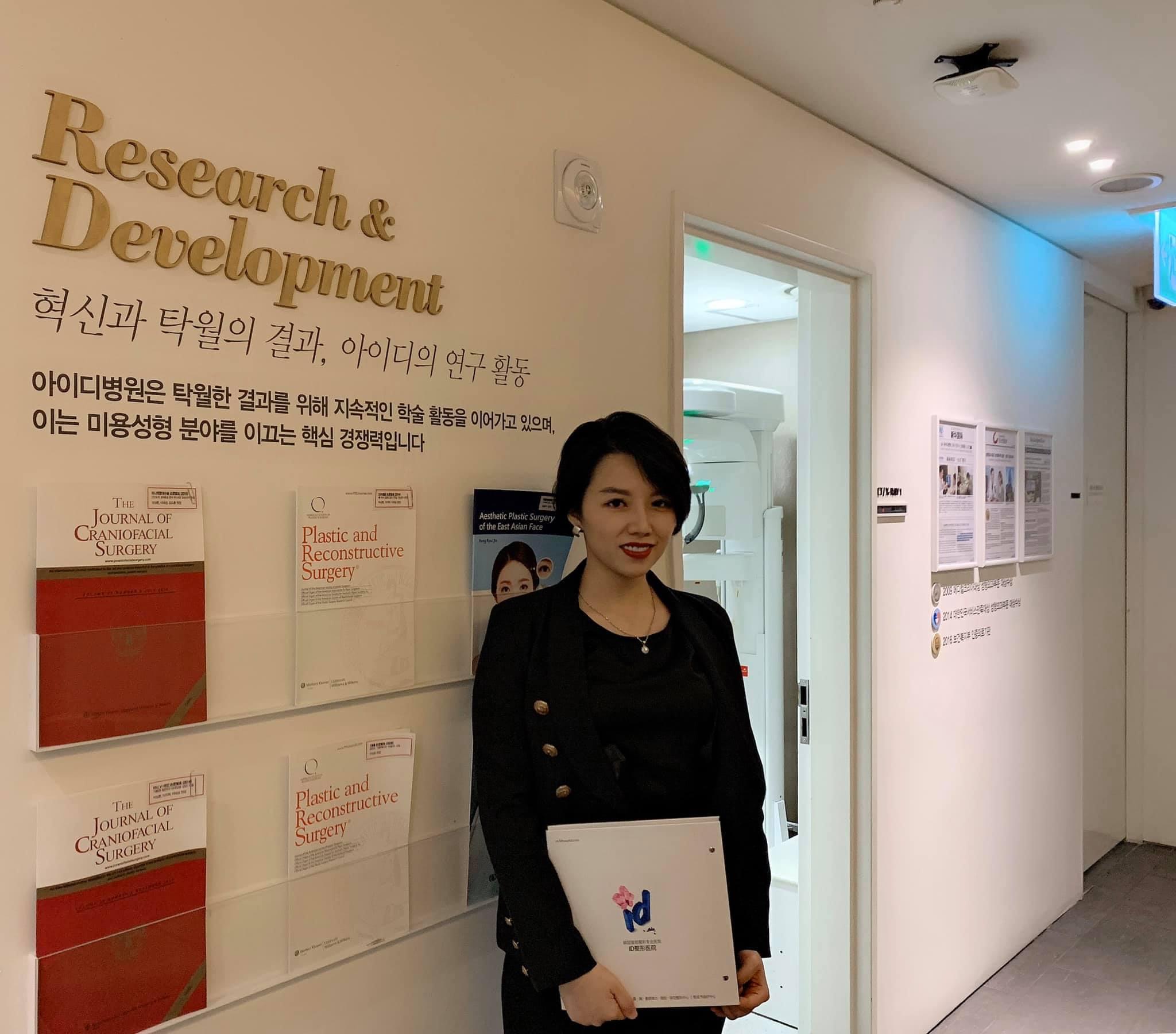 Thảo Lê: Hành trình 5 năm theo chân chuyên gia Hàn Quốc, lắm lúc phát bực vì quá nhiều chị em chăm da sai cách  - Ảnh 3.