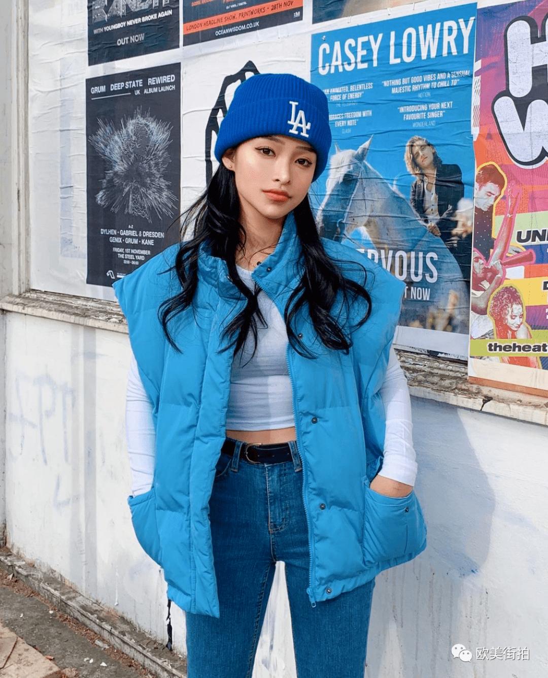 11 gợi ý lên đồ màu mè họa tiết cực xinh từ gái Hàn để bạn áp dụng  - Ảnh 10.