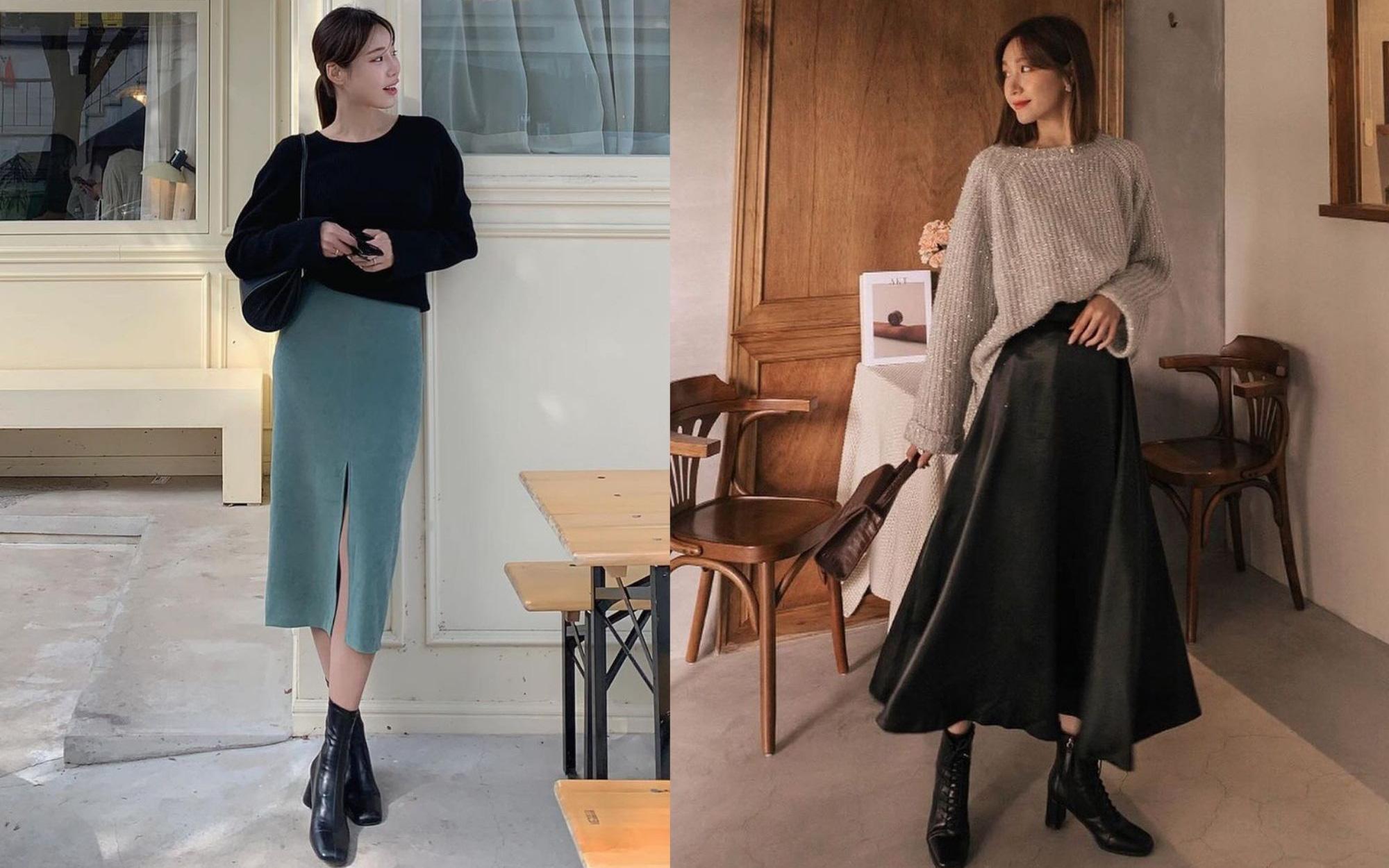 5 kiểu chân váy dài xinh và sang đến mức muốn diện không ngừng, chị em sắm về dịp Black Friday là quá chuẩn
