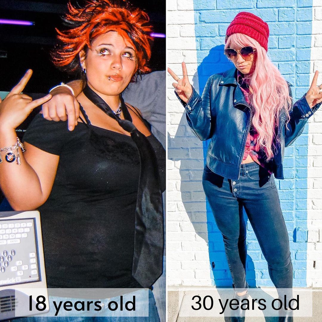"""Nữ hoàng giảm béo Hoa Kỳ: Giảm 60kg, body từ sồ sề thành thon thả nhờ chế độ ăn """"tự chế"""" - Ảnh 3."""
