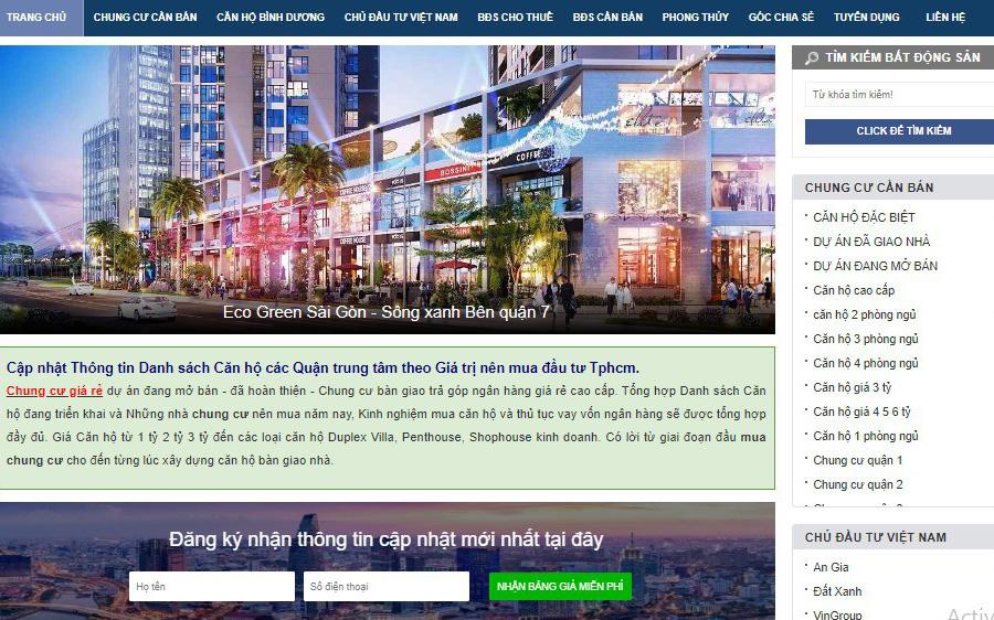 Can-ho.vn đẩy mạnh mảng căn hộ cho thuê, đáp ứng nhu cầu thị trường