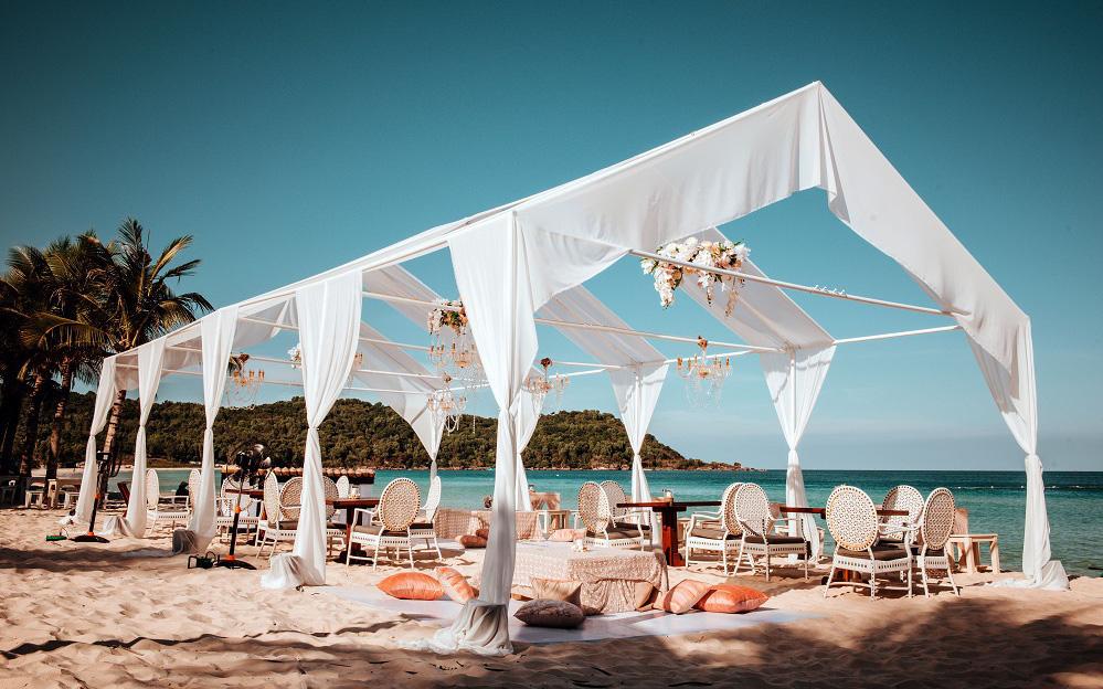 Cưới sao cho chất, chọn ngay travel wedding tại đảo Ngọc thiên đường