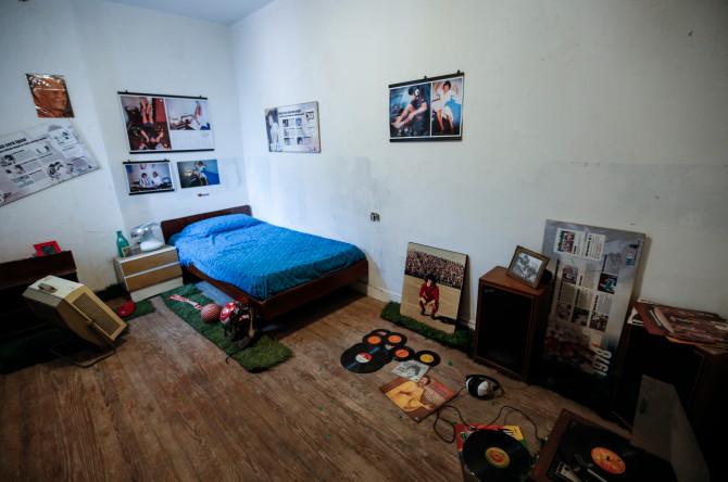 Khám phá nơi yên nghỉ cuối cùng của Maradona, căn nhà Cậu bé Vàng từng sống thuở chưa nổi tiếng - Ảnh 5.