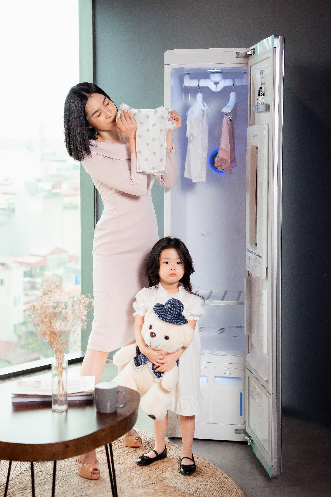 Mẹ 3 con khoe vóc dáng đốt mắt người nhìn và chia sẻ cả loạt bí quyết chăm con đáng học hỏi - Ảnh 5.