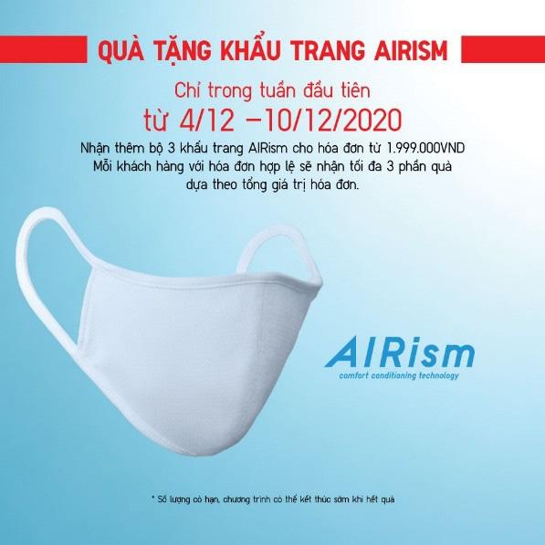 UNIQLO mang nhiều ưu đãi cho khách hàng nhân kỷ niệm một năm đến Việt Nam - Ảnh 3.
