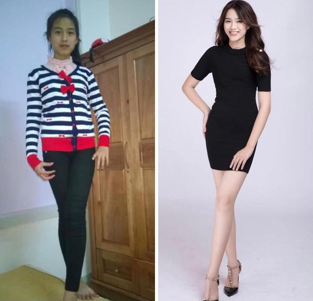 Xôn xao hình ảnh quá khứ của Hoa hậu Đỗ Thị Hà, gây chú ý nhất là đôi chân 1m1 - Ảnh 2.