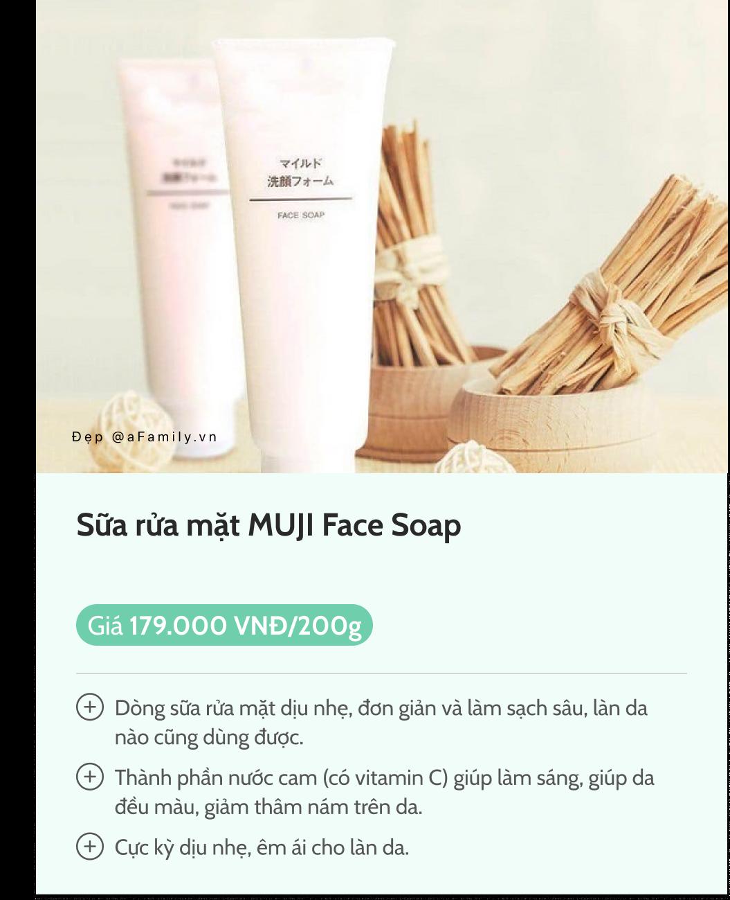 """Với 500k, chị em có thể sắm cả loạt đồ skin care từ làm sạch đến chống già tại MUJI: Căng nhất là lọ toner """"nổi như cồn"""" lại có giá rẻ hơn hẳn khi đặt mua ở Nhật - Ảnh 7."""