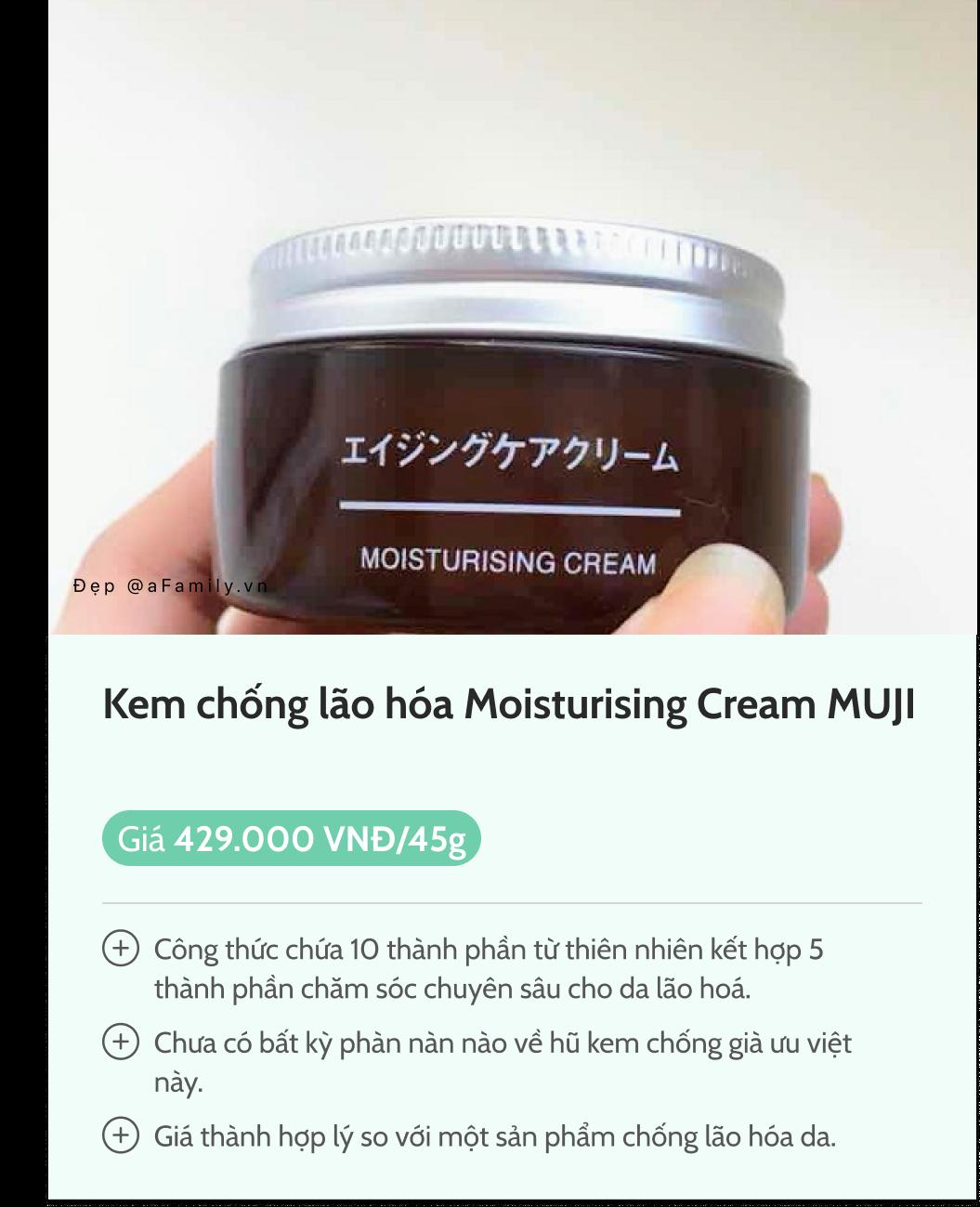 """Với 500k, chị em có thể sắm cả loạt đồ skin care từ làm sạch đến chống già tại MUJI: Căng nhất là lọ toner """"nổi như cồn"""" lại có giá rẻ hơn hẳn khi đặt mua ở Nhật - Ảnh 8."""