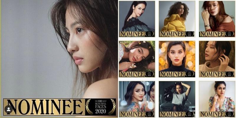 Dương Minh Ngọc - Cô gái không làm nghệ sĩ nhưng lại lọt Top 100 gương mặt đẹp nhất thế giới do tạp chí Mỹ bình chọn, được xướng tên cùng Sơn Tùng và cả sao Hollywood - Ảnh 1.