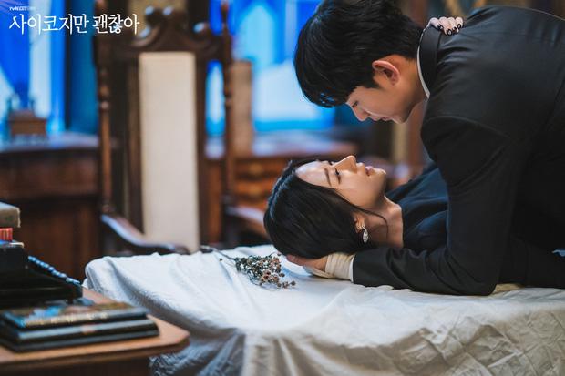 """Hyun Bin - Son Ye Jin bị """"đàn em"""" Kim Soo Hyun - Seo Ye Jin giật mất giải thưởng lớn, """"Hạ cánh nơi anh"""" có tất cả nhưng thiếu may mắn - Ảnh 5."""