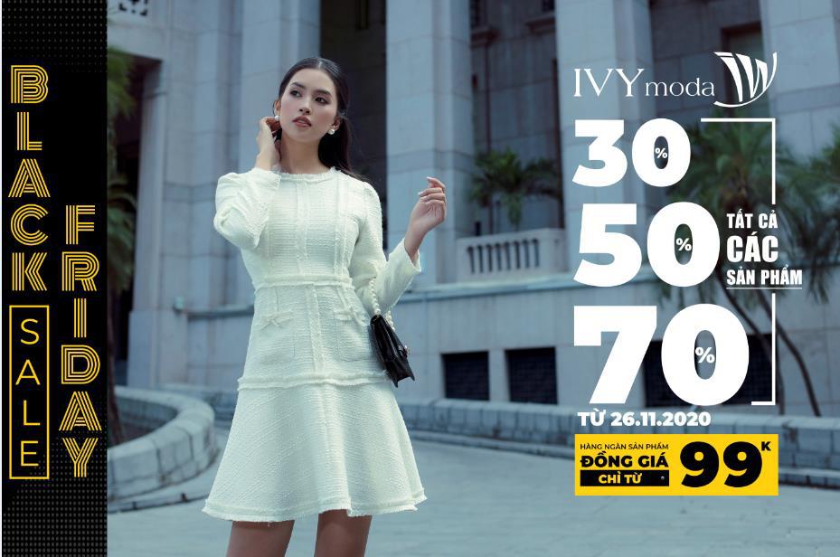 """IVY moda """"đổ bộ"""" cơn bão siêu sale giảm tới 70%, chị em tha hồ mua sắm - Ảnh 1."""