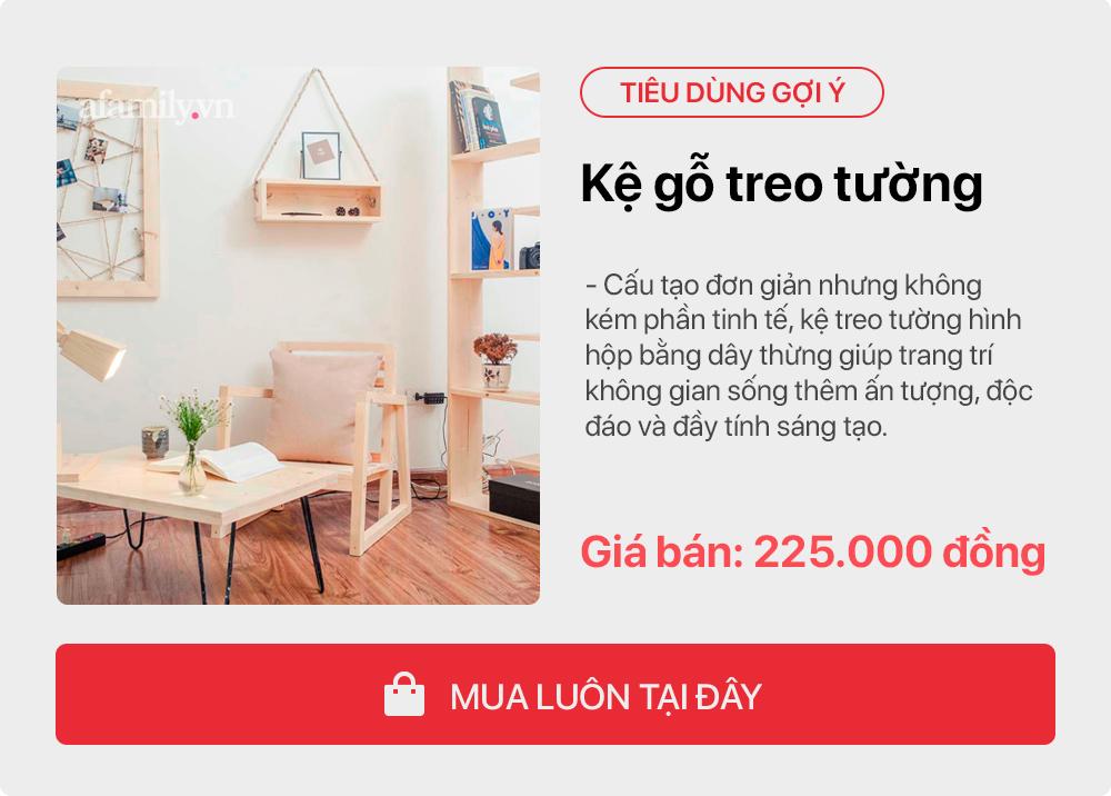 Tư vấn những sản phẩm đơn giản giúp gái độc thân tự trang trí phòng ngủ tone cam hoa nhí xinh như Hàn xẻng lại cho chi phí cực tiết kiệm  - Ảnh 8.