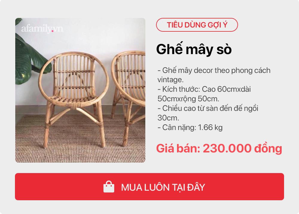 Tư vấn những sản phẩm đơn giản giúp gái độc thân tự trang trí phòng ngủ tone cam hoa nhí xinh như Hàn xẻng lại cho chi phí cực tiết kiệm  - Ảnh 6.