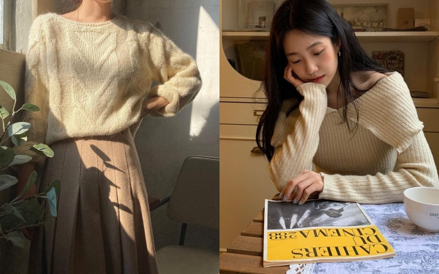 Phối màu be cho trang phục mùa Đông dễ dàng nếu bạn biết được 4 cách sau đây