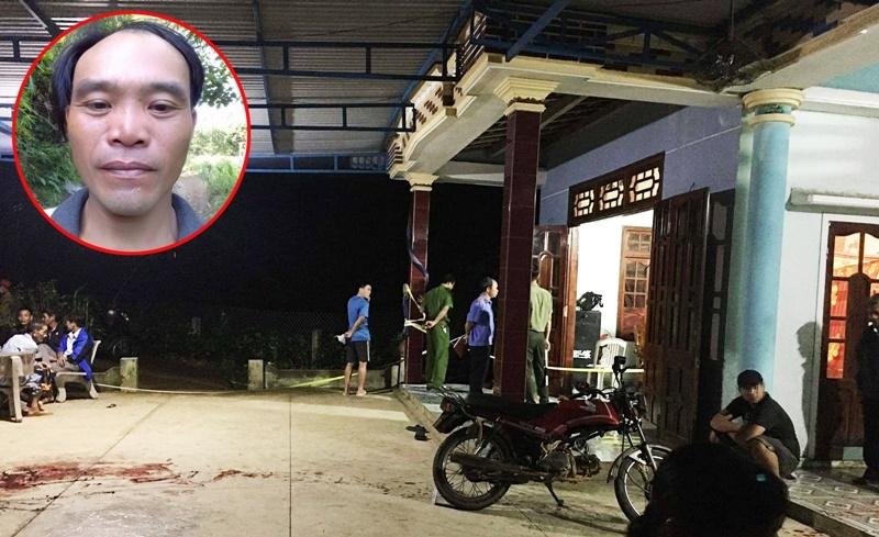 Hình ảnh nghi phạm gây ra 2 vụ nổ súng làm 4 người thương vong ở Quảng Nam - Ảnh 1.