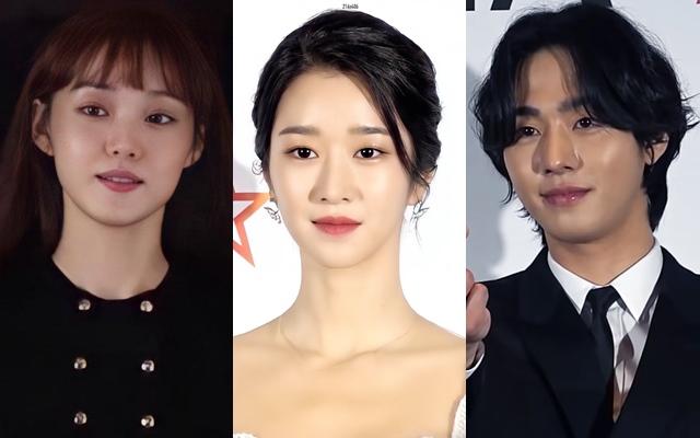 """Thảm đỏ AAA 2020 """"nóng"""" nhất Kbiz lúc này: """"Điên nữ"""" Seo Ye Ji thanh lịch chiếm """"spotlight"""", tài tử """"Người thầy y đức"""" xuất hiện với kiểu tóc bà thím"""