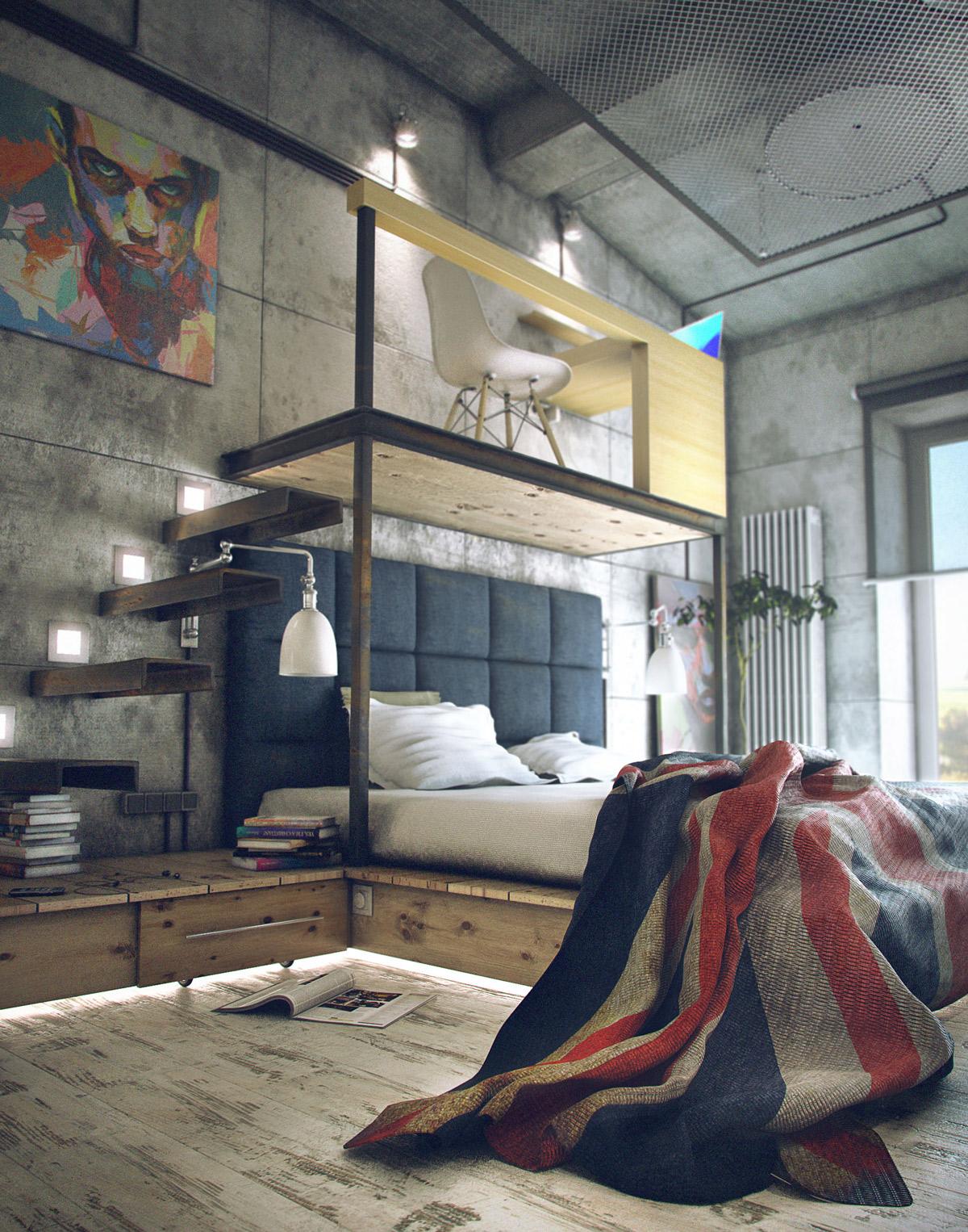 18 gợi ý cho thiết kế phòng ngủ sang trọng và phong cách - Ảnh 1.