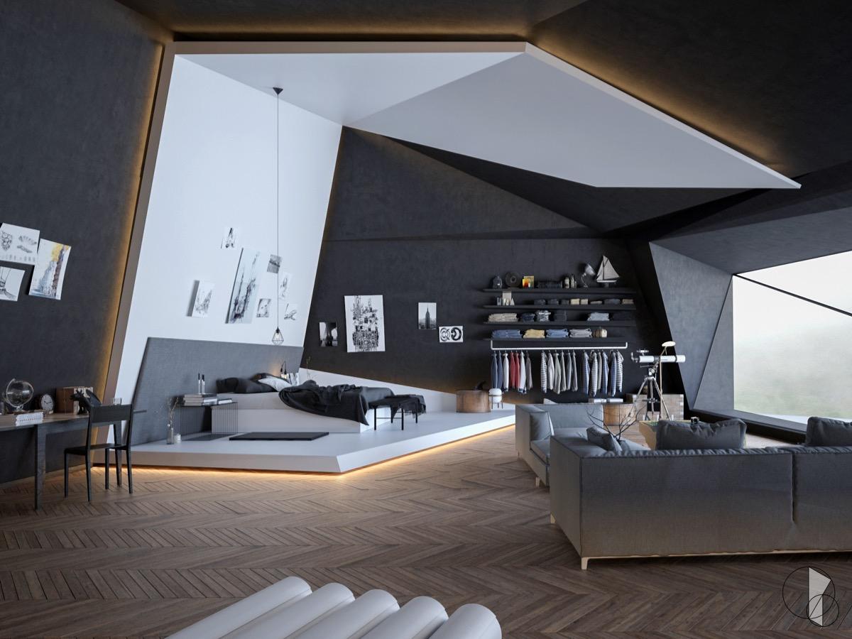 18 gợi ý cho thiết kế phòng ngủ sang trọng và phong cách - Ảnh 6.