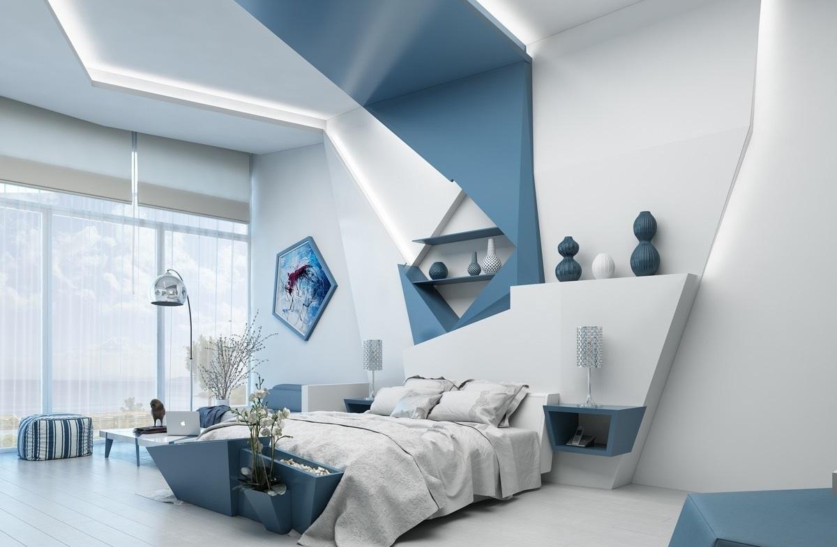18 gợi ý cho thiết kế phòng ngủ sang trọng và phong cách - Ảnh 7.