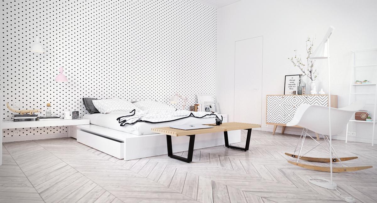 18 gợi ý cho thiết kế phòng ngủ sang trọng và phong cách - Ảnh 9.