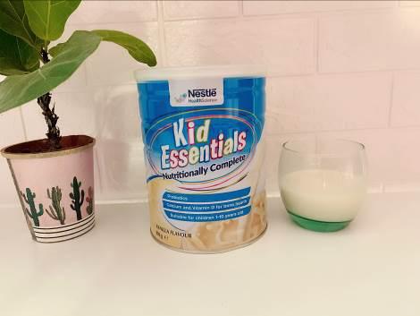 Thực phẩm bổ sung Kid Essential – Sữa bột vượt trội với công thức chứa 50% Whey protein - Ảnh 3.