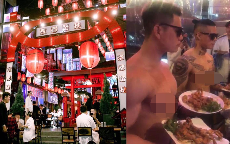 """Dân tình xôn xao trước dàn trai 6 múi phục vụ tại khách sạn ở Đà Nẵng, làm thực khách """"đứng ngồi không yên"""""""