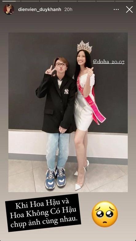 Mới hơn 1 tuần sau khi đăng quang Hoa hậu Việt Nam 2020, gương mặt Đỗ Thị Hà đã xuống sắc không ít - Ảnh 1.