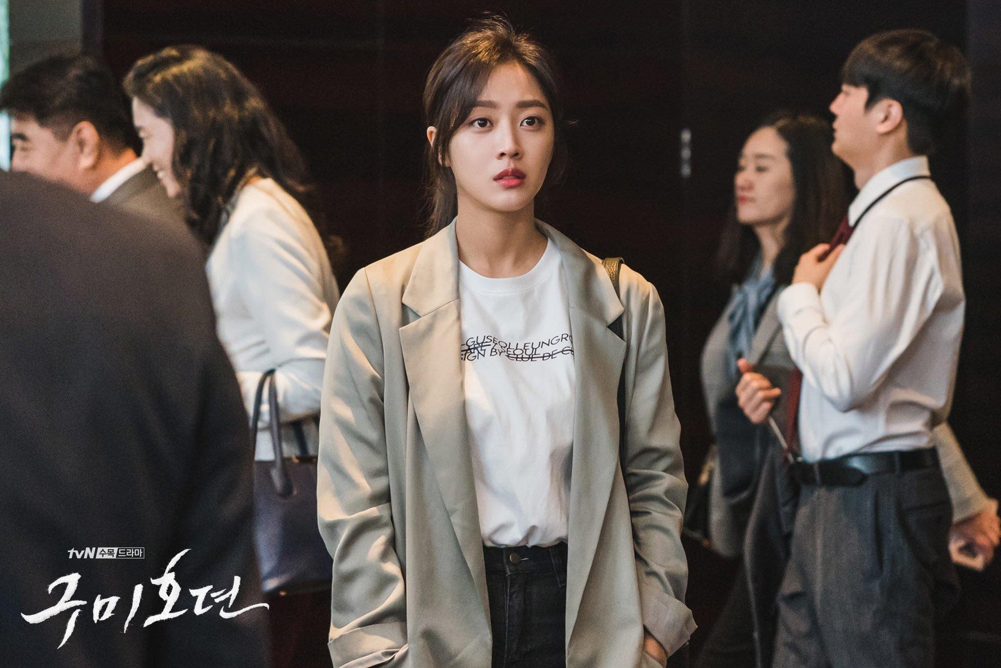 11 outfit công sở hot nhất trong các drama Hàn: Đơn giản và chuẩn thanh lịch, xua tan nỗi lo mặc xấu khi đi làm - Ảnh 4.