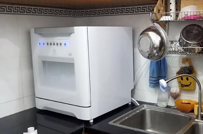 5 sản phẩm máy rửa bát được săn đón nhất năm 2020: Toàn của thương hiệu nổi tiếng được gọi tên, không một lời chê trách từ cả người khó tính - Ảnh 4.