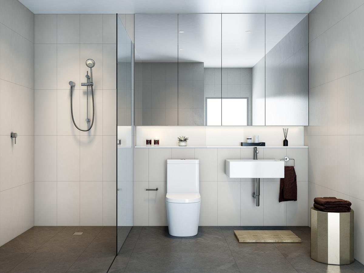 Kiến trúc sư tư vấn thiết kế căn hộ 50m² cho người trẻ độc thân với chi phí 134 triệu đồng - Ảnh 12.