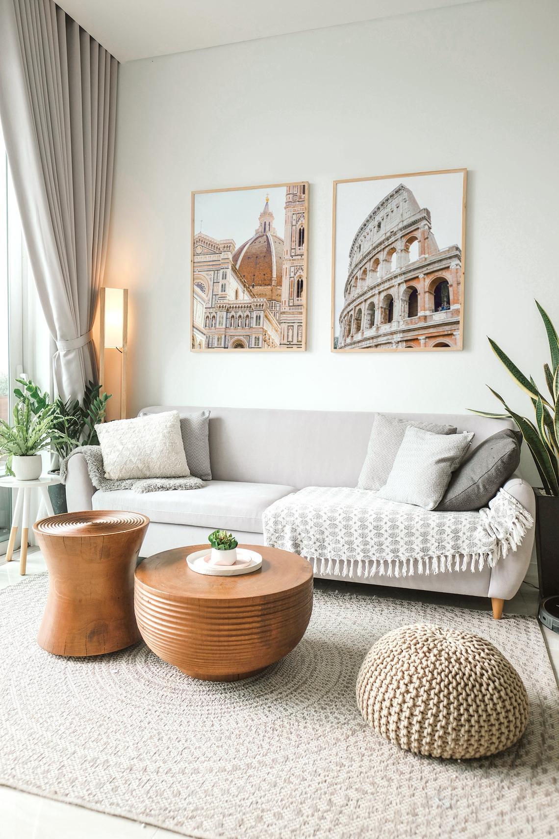 Kiến trúc sư tư vấn thiết kế căn hộ 50m² cho người trẻ độc thân với chi phí 134 triệu đồng - Ảnh 5.