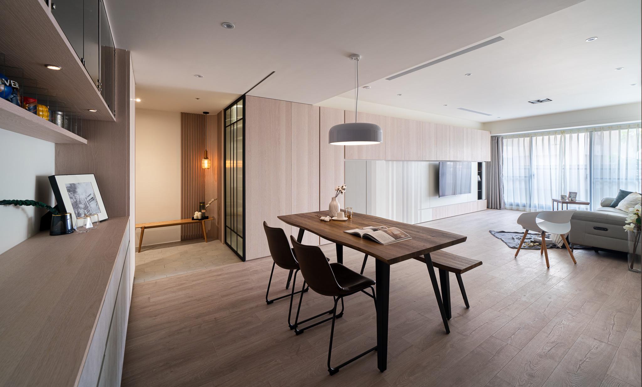Kiến trúc sư tư vấn thiết kế căn hộ 50m² cho người trẻ độc thân với chi phí 134 triệu đồng - Ảnh 6.