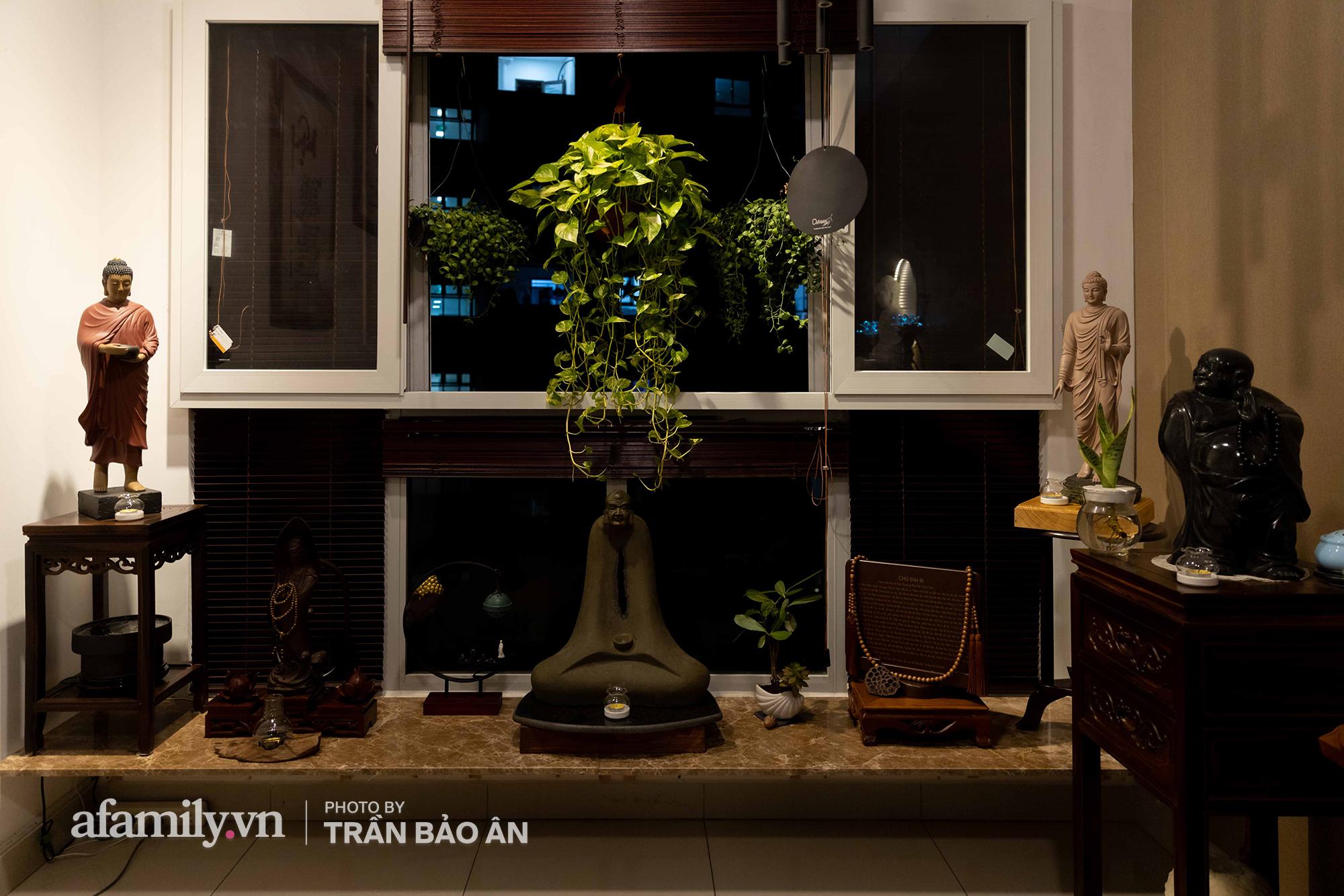 Những hình ảnh hiếm hoi tại nhà của Nghệ nhân ẩm thực Nguyễn Dzoãn Cẩm Vân kể từ khi xuất gia và bữa cơm chay do đích thân cô xuống bếp thiết đãi - Ảnh 11.