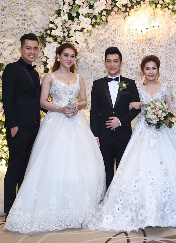 """Lâm Khánh Chi thích được gọi là """"công chúa"""", chuyện """"chặt đẹp"""" cô dâu bằng đủ kiểu váy áo lấp lánh trăm bề - Ảnh 5."""